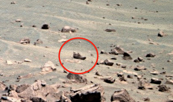 life on mars lone shoe proves it