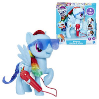My Little Pony Singing Rainbow Dash Brushable