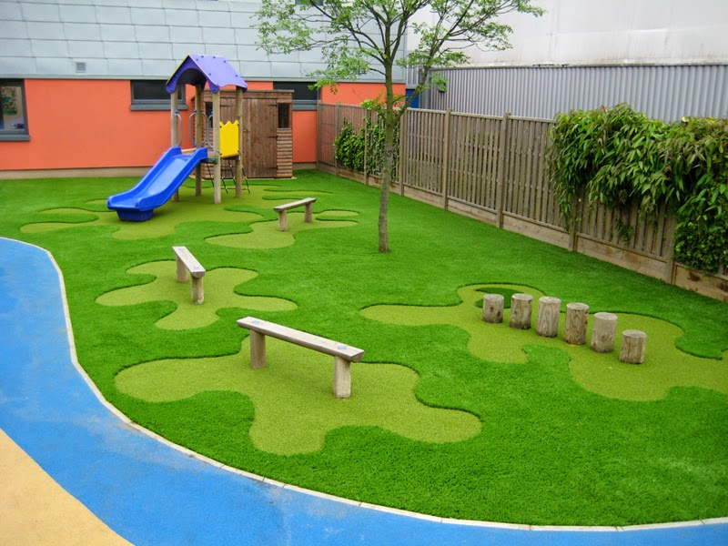 Fresh Garden News: How to Build an Outdoor Play Space for ...