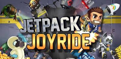 Jetpack Joyride [APK MOD] - APK MOD HACKING