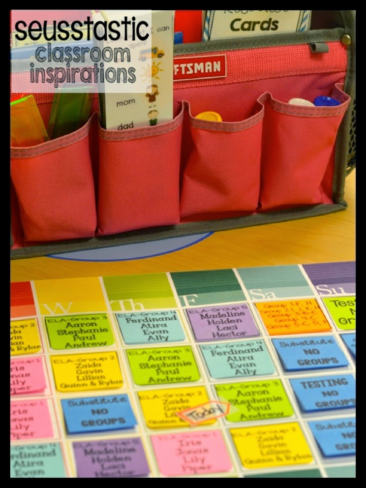 Seusstastic classroom inspirations daily 5 post it lesson for Bright from the start lesson plan template