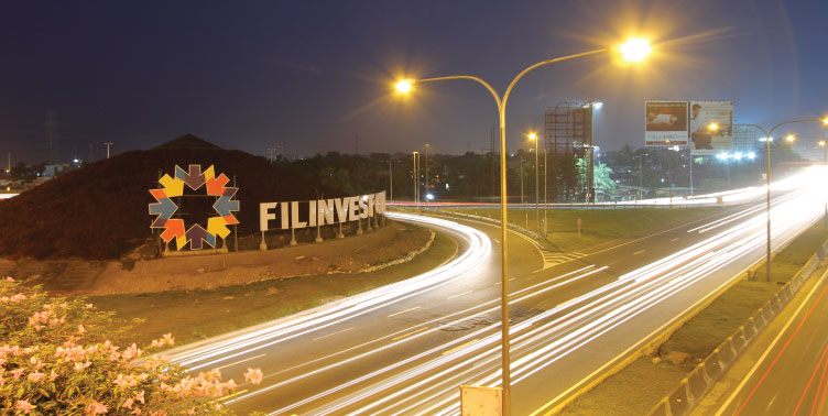 Prime Lots in Filinvest City