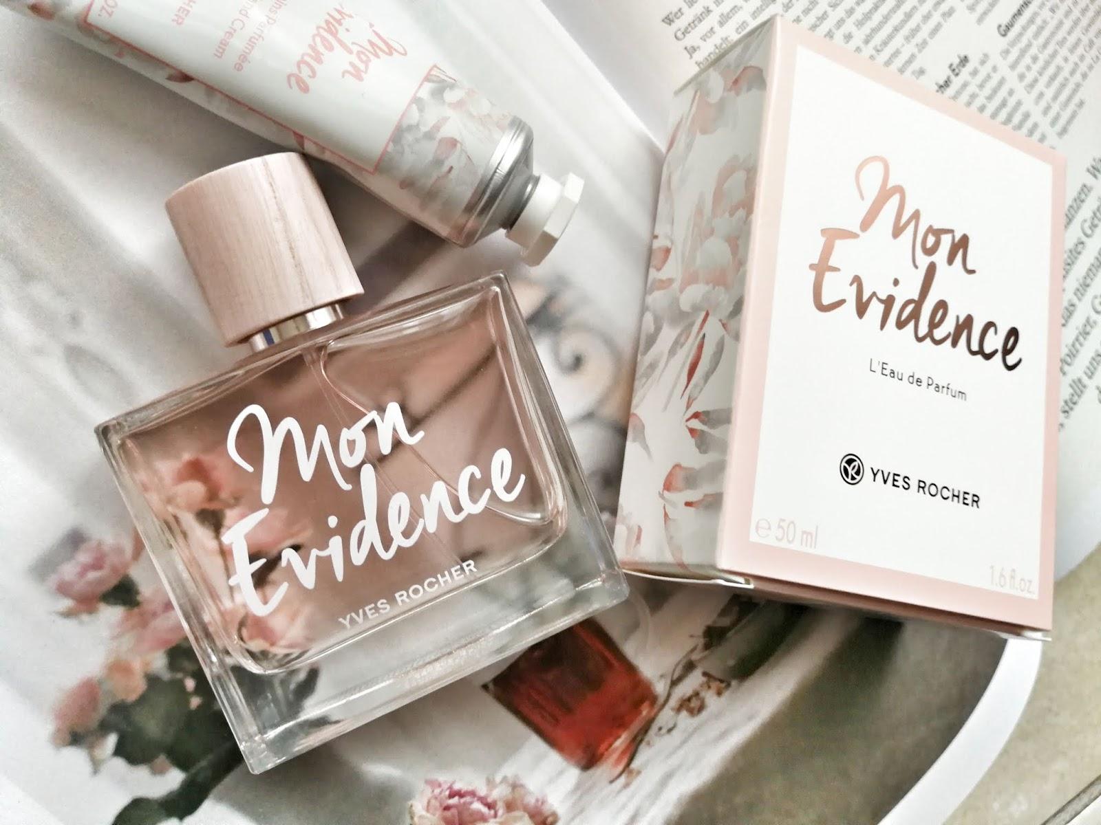 Ein Herbst Voller Charme Mon Evidence Eau De Parfum By Yves