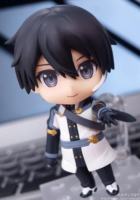 "Nendoroid Kirito de ""Sword Art Online: Ordinal Scale"" - Good Smile Company"
