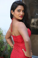 Mamatha sizzles in red Gown at Katrina Karina Madhyalo Kamal Haasan movie Launch event 159.JPG