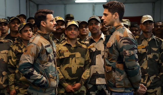 Casts and Crew of Aiyaary Movie team paid tribute to Indian Army Soldiers on Kargil Vijay Divas