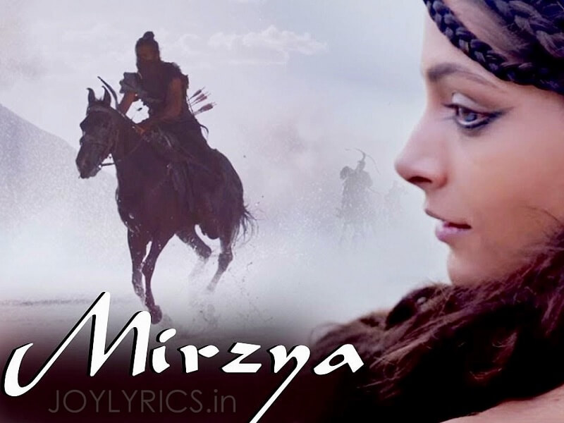 Lyric song title by lyrics : MIRZYA LYRICS - Mirzya Movie Title Song Lyrics | JoyLyrics.in