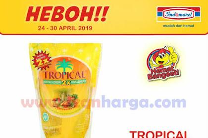Promo Indomaret Harga Heboh Terbaru 24 - 30 April 2019
