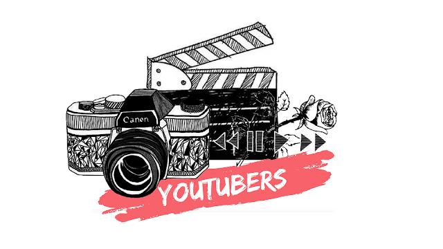6 fav youtubers