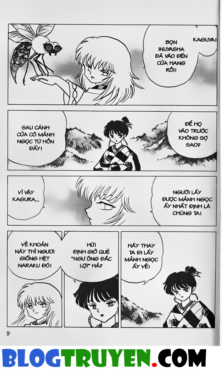 Inuyasha vol 31.1 trang 7
