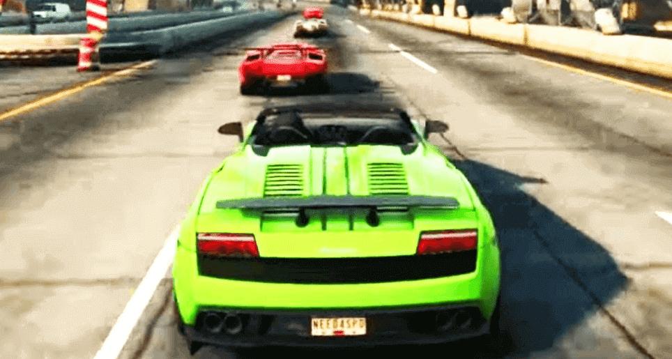 تحميل لعبة need for speed 2012