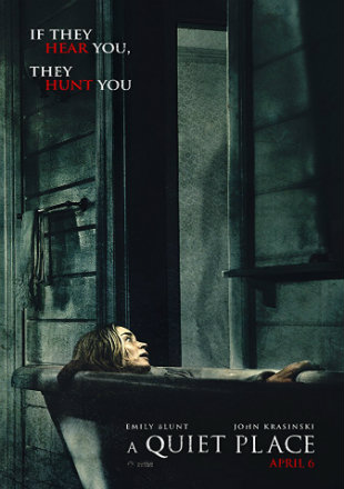 A Quiet Place 2018 Full HDRip 1080p English Movie Download
