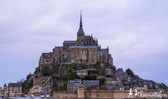 Honeymoon, review, france, Mont Saint Michel, รีวิว,ฮันนีมูน,ฝรั่งเศส,มงแซงมิเชล,สวีท,ทริป,ปราสาท,มินาสทิริธ,the lord of the rings