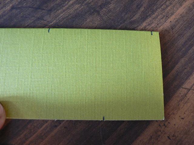 Mini Paper Bunting craft