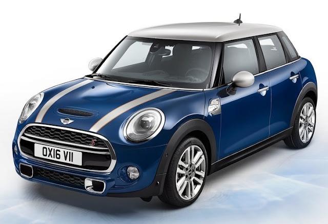 Novo Mini Cooper Seven: homenagem ao Austin Seven
