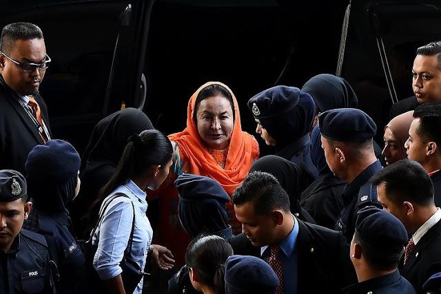 Mahathir: Dakwaan kepada Istri Najib Bukan Aksi Balas Dendam