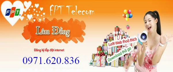 đăng ký internet fpt phường b lao