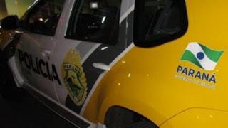 Nova Tebas: PM prende três pessoas acusadas de furto
