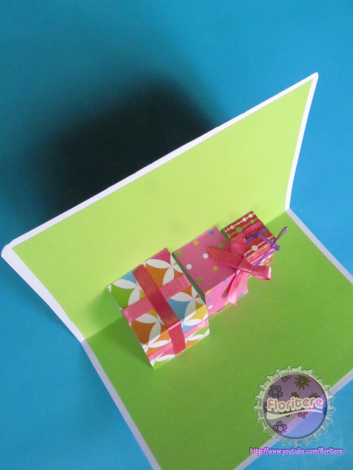 El Blog De Floritere Como Hacer Tarjeta Para Cumpleanos Diy - Hacer-tarjetas-de-cumpleaos