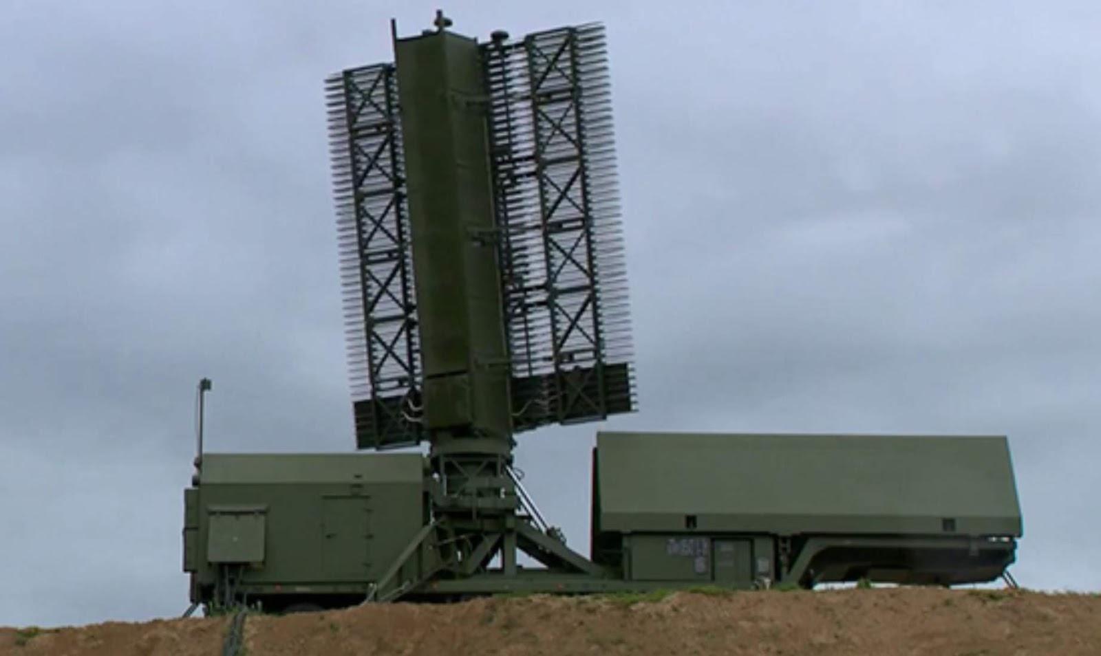 Sistem S-300 dan EW akan menutupi langit Suriah untuk penerbangan asing