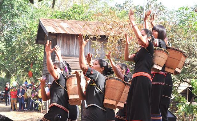 Dak Lak provincial Ethnic Culture Day 2017