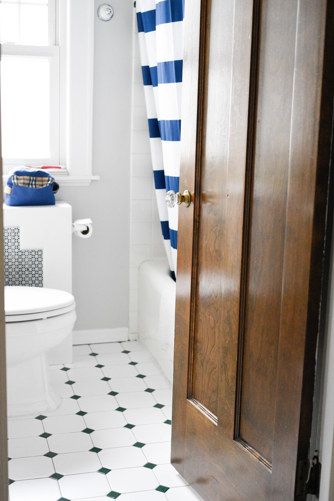 depression era bathroom tiles home