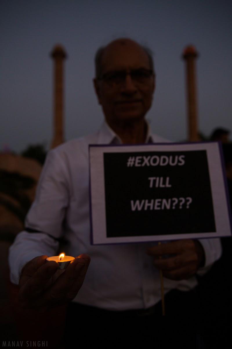 Exodus Till When?