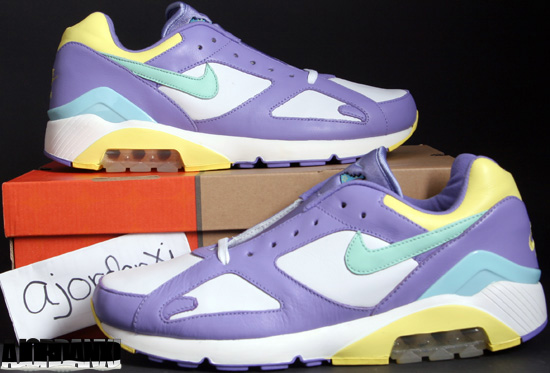6cc164a139 ajordanxi Your #1 Source For Sneaker Release Dates: Nike Air 180 ...