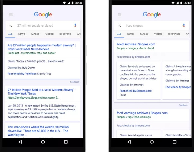 Fact-Check Google Search Engine, Memerangi Konten Hoax dan Kebencian