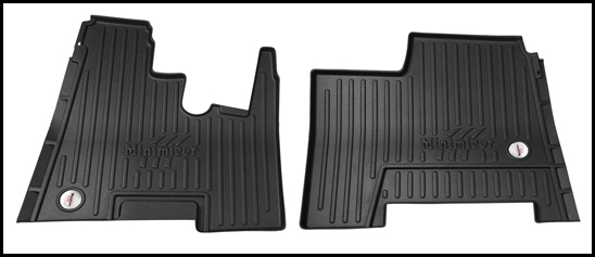 Minimizer Kenworth Medium Duty Truck Floor Mats