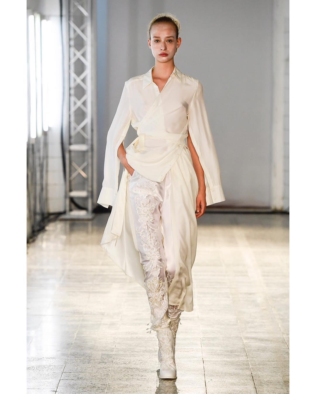 dc770955001d MFW SS19: AF Vandevorst - High on Fashion