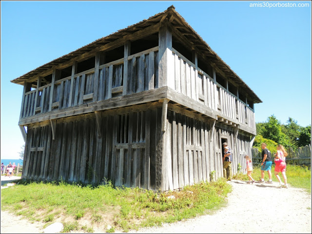 Plimoth Plantation: Fuerte en la 17th-Century English Village