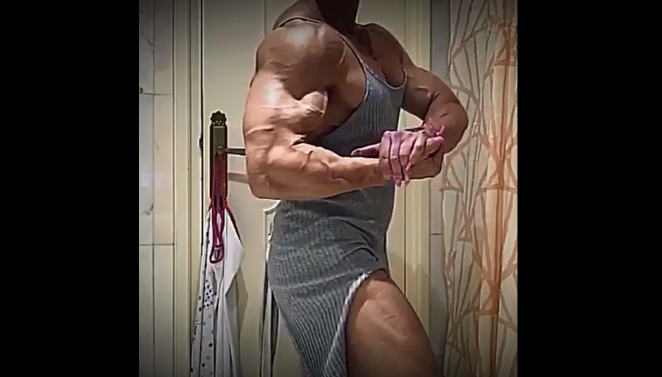 Clip female bodybuilding Muscle Online Beauties