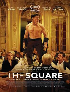 The Square  la farsa del arte  2017
