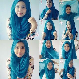 Aneka Hijab Pashmina Terkini