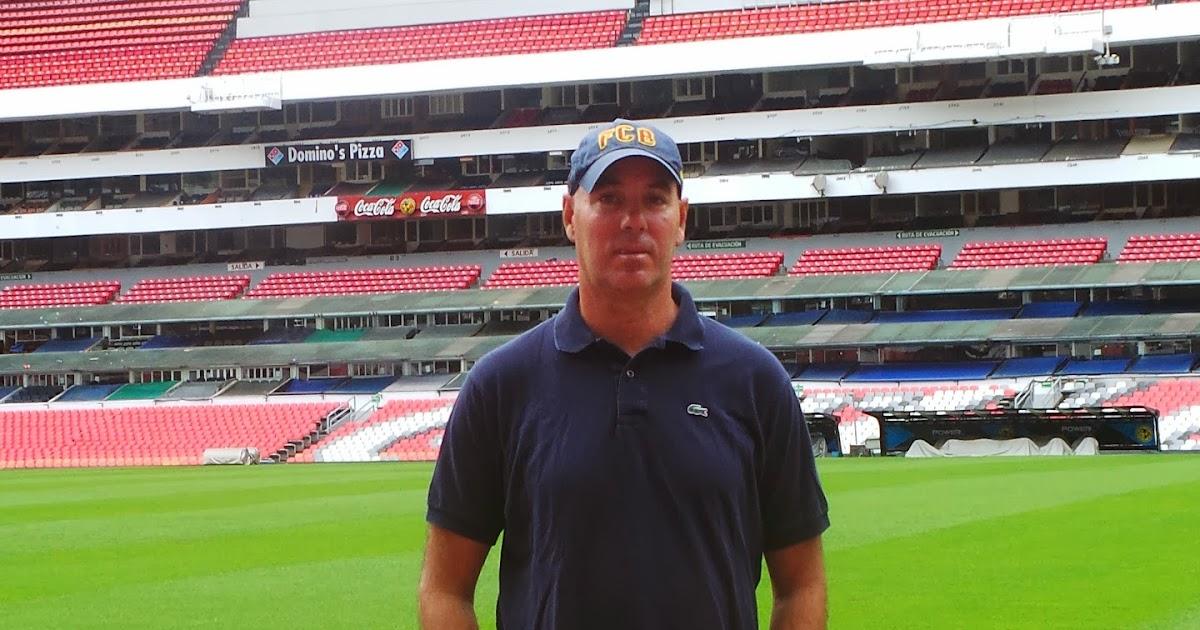 Lucalovesfootball Estadio Azteca