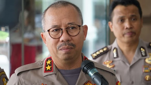 Polisi Buru Pelaku Pembawa Bendera Tauhid yang Dibakar Banser