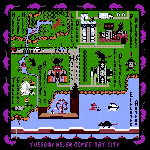 Tuesday Never Comes - Rat City