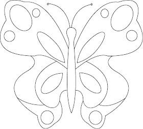 ``Shawkl``: Free Butterfly Pattern