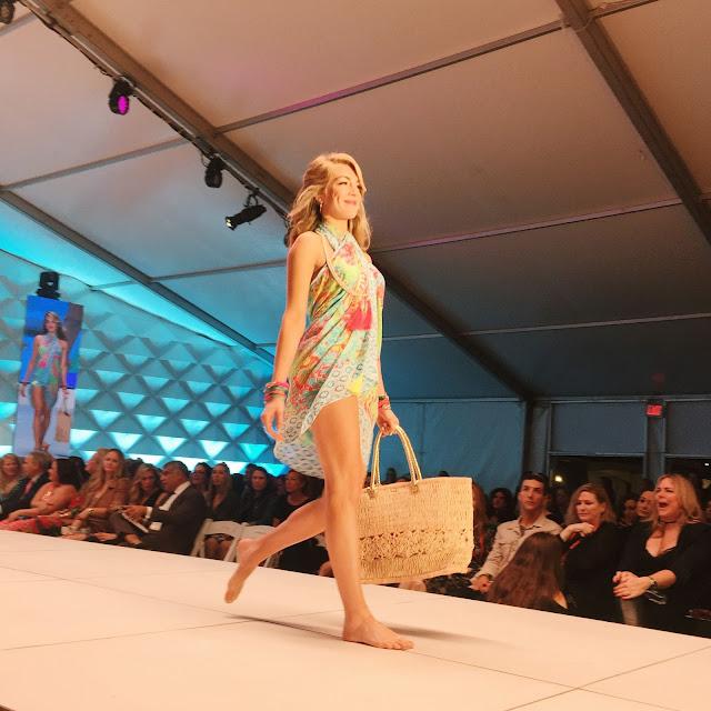 Southern Curls Pearls Charleston Fashion Week With Belk