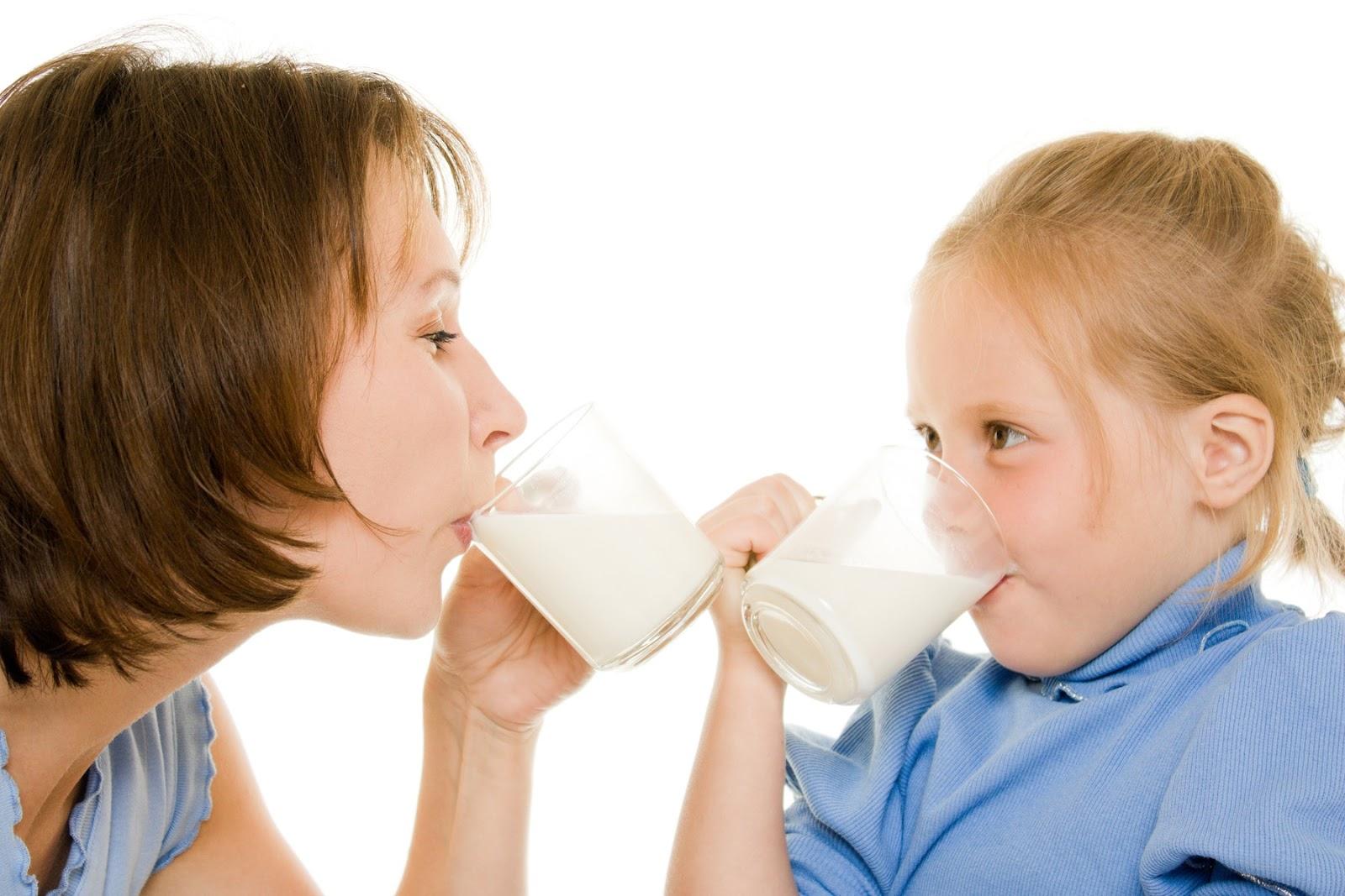 Manfaat Minum Susu Bagi Balita