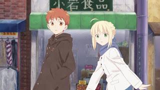 جميع حلقات انمي Emiya-san Chi no Kyou no Gohan مترجم عدة روابط