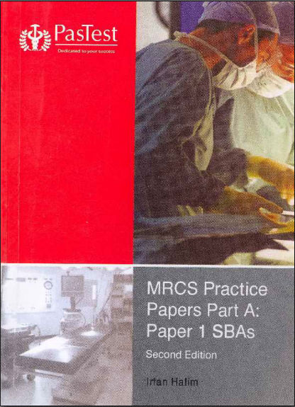 MRCS Practice Paper (Pastest) [PDF]