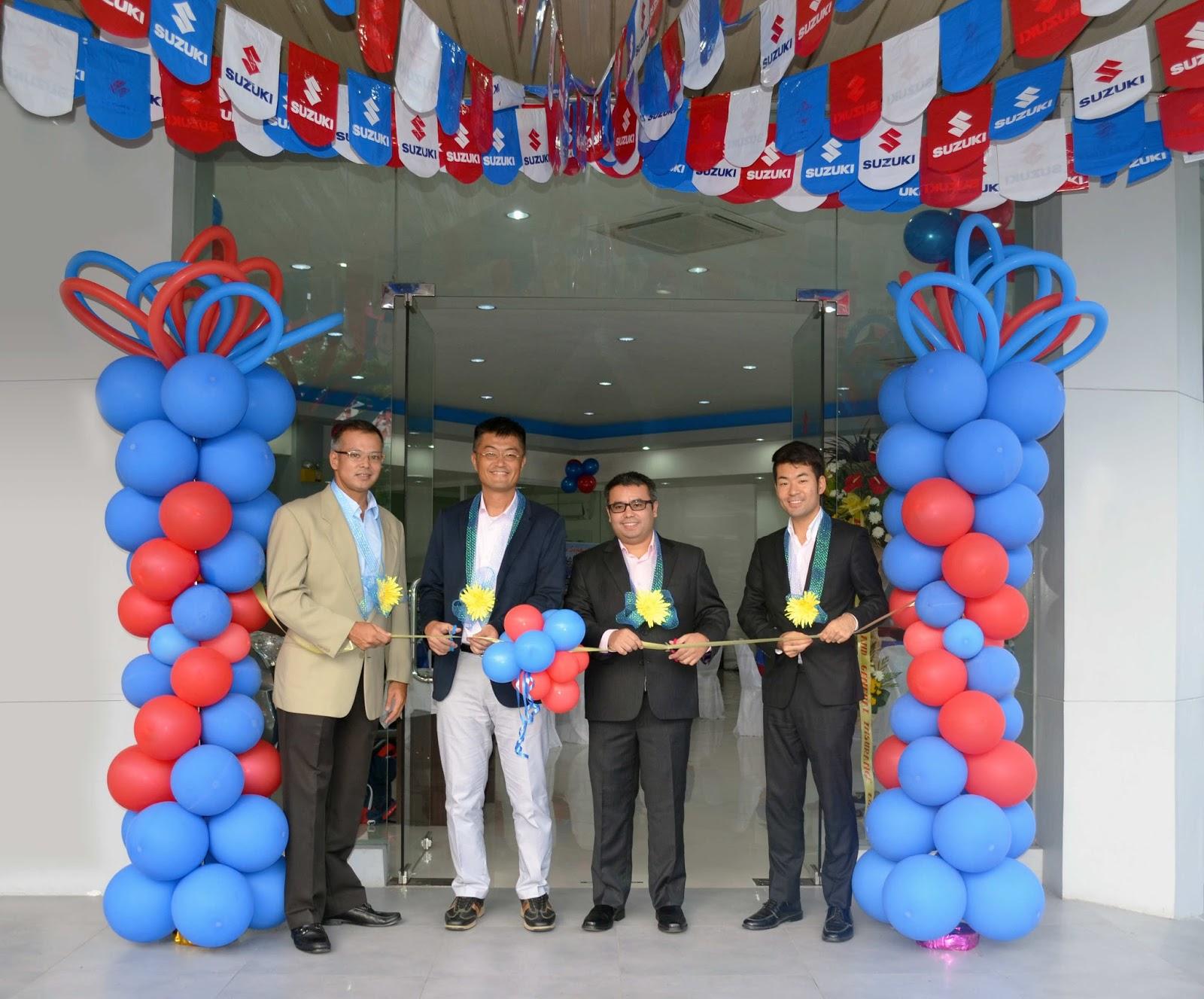 Naga and Legaspi Opening