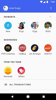 Tez for business-hindi pe bindi