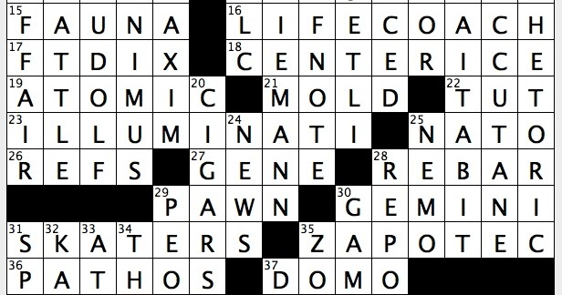 Rex Parker Does the NYT Crossword Puzzle: Form of Japanese