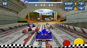 Sonic All Stars Racing Transformed Android