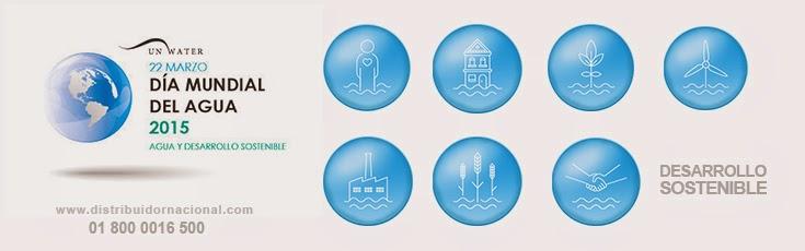 Día Mundial del Agua 2015