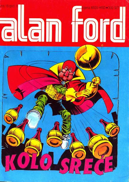 Kolo Srece - Alan Ford