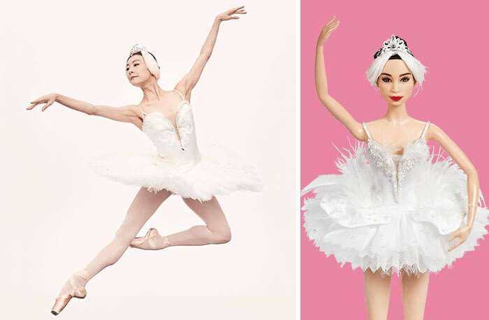 Barbie Introduces 17 New Dolls Based On Inspirational Women Such As Frida Kahlo And Amelia Earhart - Yuan Yuan Tan, Prima Ballerina